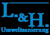 Logo L und H Umweltsanierung
